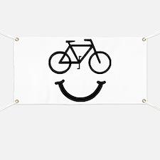 Bike Smile Banner
