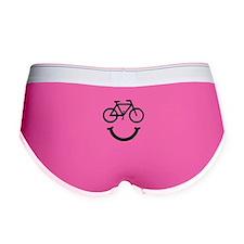 Bike Smile Women's Boy Brief