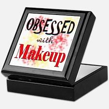 Obsessed with Makeup Keepsake Box