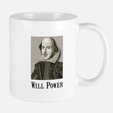 Will Power Mugs