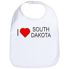 I love South Dakota Bib