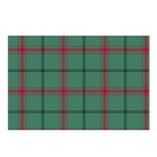 Tartan - Loch Laggan dist Postcards (Package of 8)
