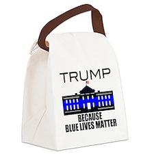 Cruz 2016 Canvas Lunch Bag