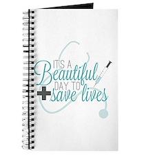 Greys Anatomy Beautiful Day Journal