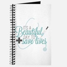 Greys Anatomy Beautiful Day Journal
