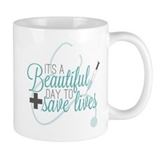 Grey's Anatomy:A Beautiful Day Mug