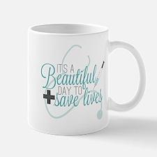 Grey's Anatomy:A Beautiful Day Small Mugs