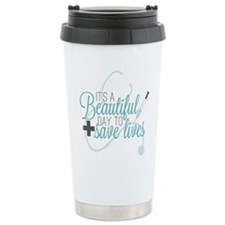 Grey's Anatomy:A Beauti Travel Mug