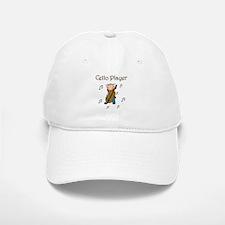 Cello Player Baseball Baseball Cap