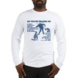 Atheist Long Sleeve T-shirts