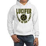 Luciferian Hooded Sweatshirt