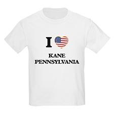 I love Kane Pennsylvania T-Shirt