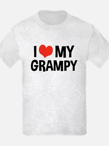 I Love My Grampy T-Shirt
