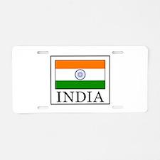 India Aluminum License Plate