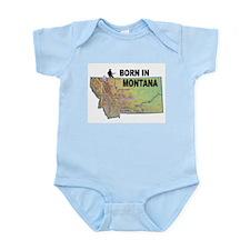 MONTANA BORN Body Suit
