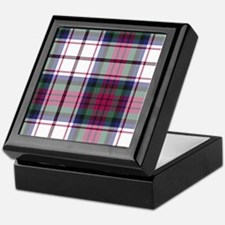 Tartan-MacDuff dress Keepsake Box