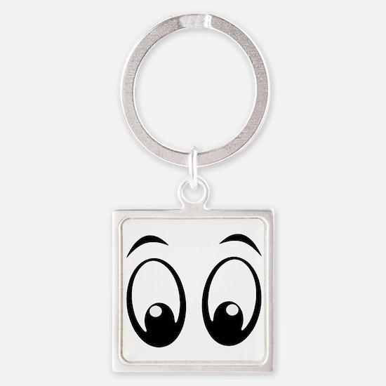 Cartoon Eyes Keychains