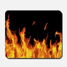 Flames Mousepad