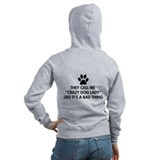 Crazy dog lady Zip Hoodies