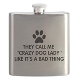Dog Flask Bottles