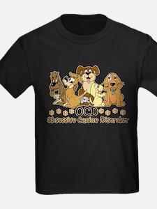 OCD Obsessive Canine Disorder T