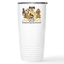 OCD Obsessive Canine Di Travel Mug