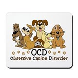 Dog lovers Classic Mousepad