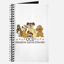 OCD Obsessive Canine Disorder Journal