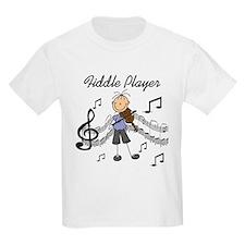 Fiddle Player T-Shirt