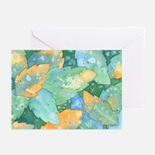 Early Frost Watercolor Greeting Cards (Pk of 20)