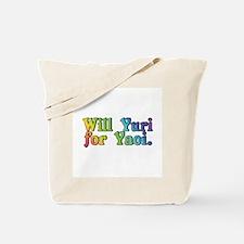 Yuri4yaoi Tote Bag