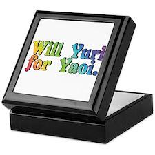 Yuri4yaoi Keepsake Box