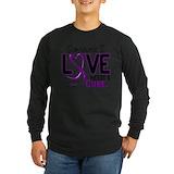 Lupus Long Sleeve T-shirts (Dark)