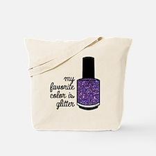 Cute Pedicure Tote Bag
