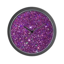 Funny Holographic Wall Clock