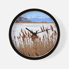 Great Salt Lake Utah Wall Clock