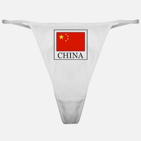 China Classic Thong