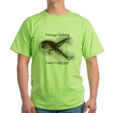 Vintage Lure Collector T-Shirt