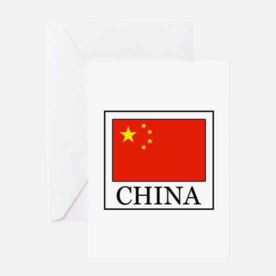 China Greeting Cards
