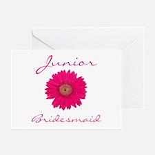 Junior Bridesmaid Greeting Cards (Pk of 10)