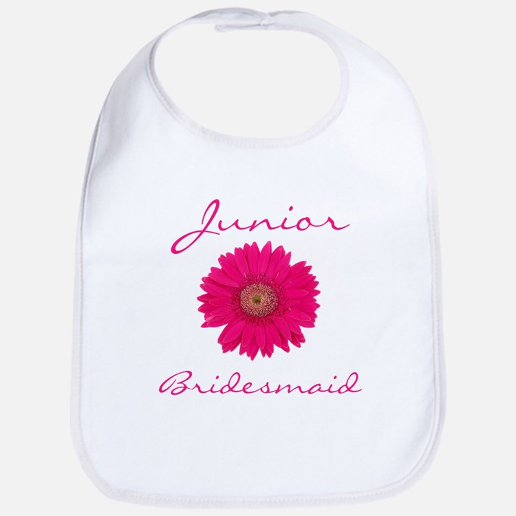 Junior Bridesmaid Bib