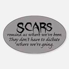 Scars Decal