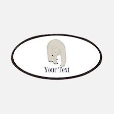 Personalizable Polar Bear Patch