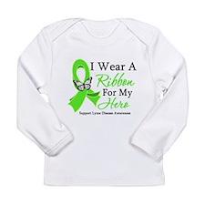 Lyme Disease Long Sleeve Infant T-Shirt