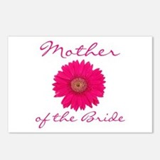 Fuchsia Mother of the Bride Postcards (Package of