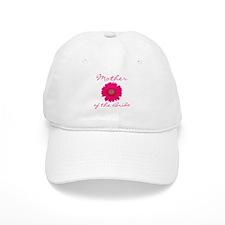 Fuchsia Mother of the Bride Baseball Cap