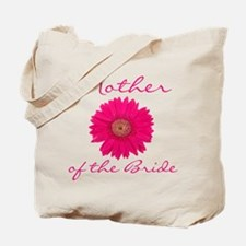Fuchsia Mother of the Bride Tote Bag