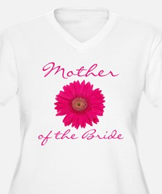 Fuchsia Mother of the Bride T-Shirt