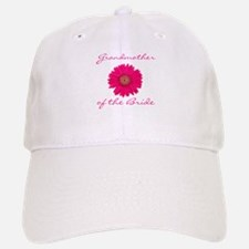 Bride's Grandmother Baseball Baseball Cap