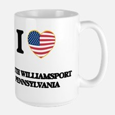 I love South Williamsport Pennsylvania Mugs